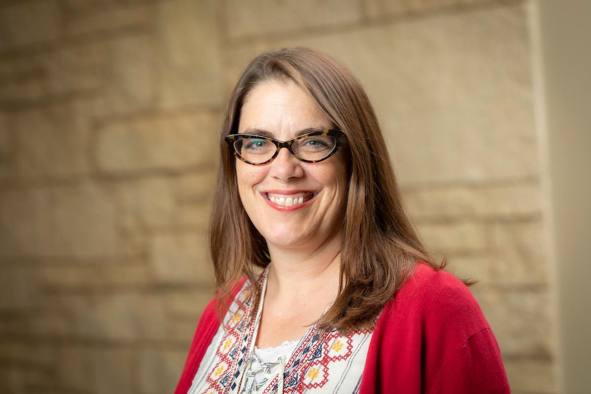 Stephanie Robey headshot 2019