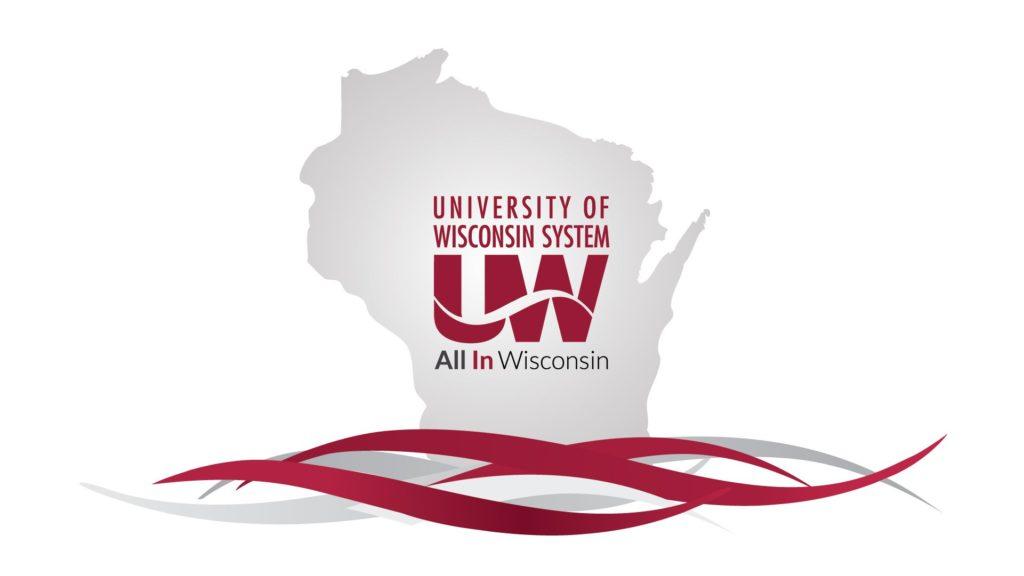 UW System Wisconsin logo